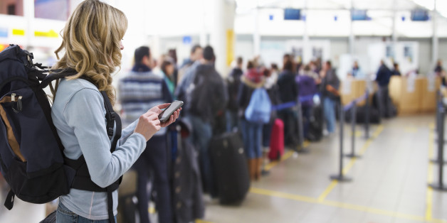 Fun Ways to Cope With Airport Delays