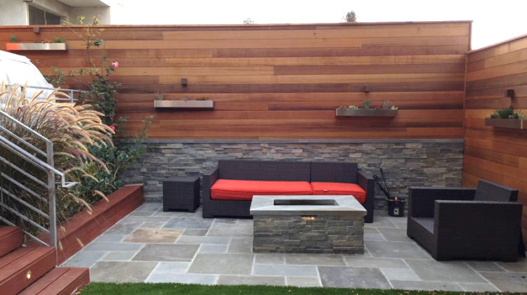 Makes Great Outdoor Spaces in Small Sizes Too