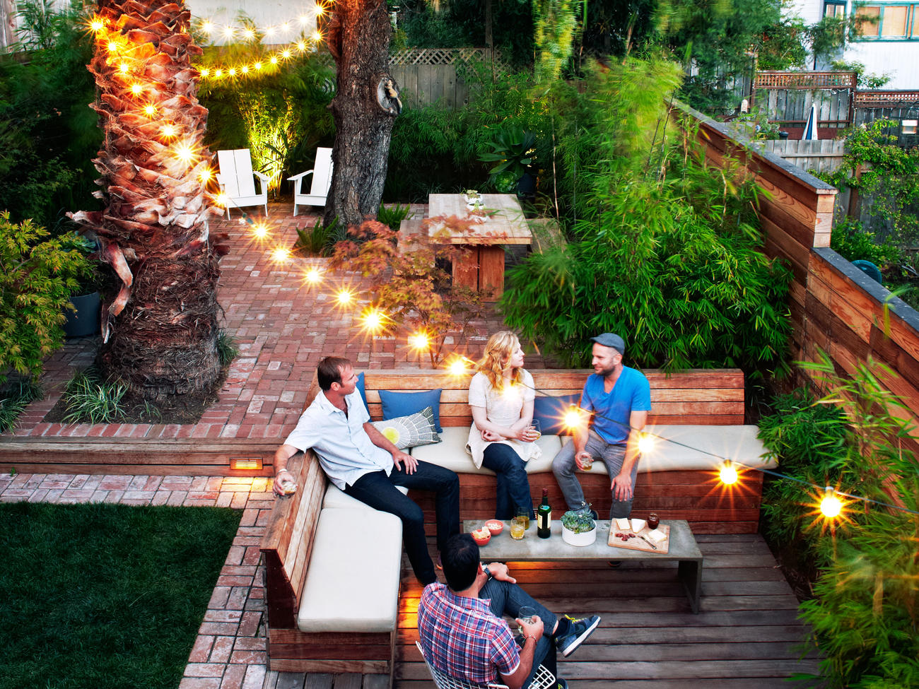 How To Design A Backyard You Actually Want To Spend Time In