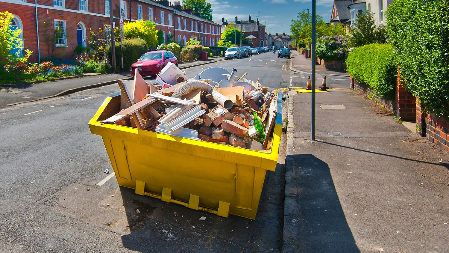 The Hitchhiker's Guide to Skip Hire