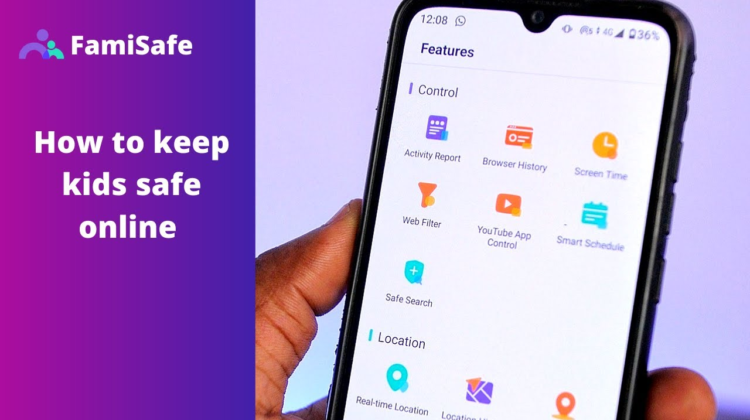 How to Set up Parental Controls with FamiSafe?